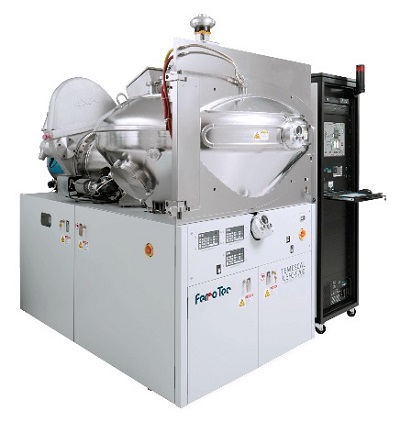 Ferrotec Temescal Vacuum Coating Systems